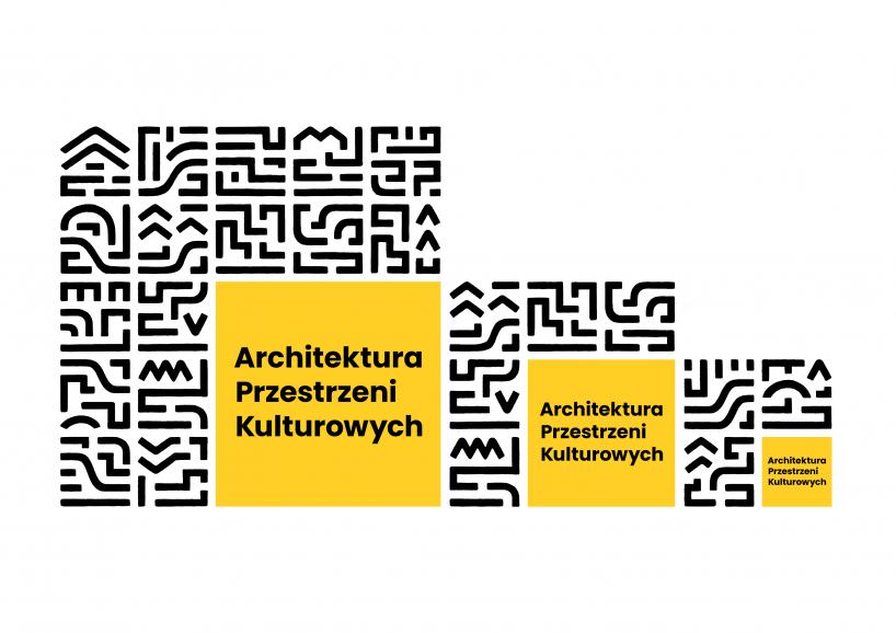 logotyp architektura przestrzeni kulturowych gdańsk asp
