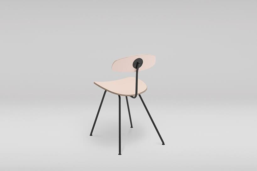 Kolekcja Shark&Orka, krzesło, stół