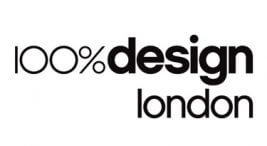 czarne logo 100% design london