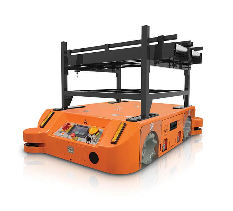 MOBOT, robot mobilny