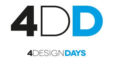 logo 4DD - 4 Design Days 2018