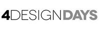 logotyp 4 DESIGN DAYS partnera MAGAZIF
