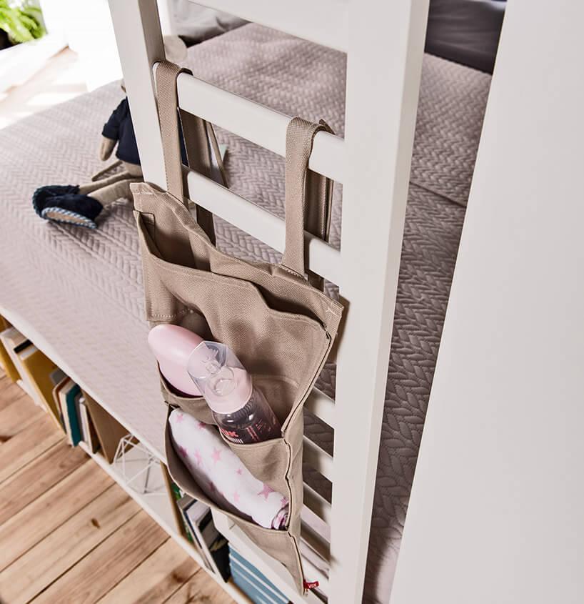 drabinka wwielofunkcyjne łóżku zkolekcji 4You VOX