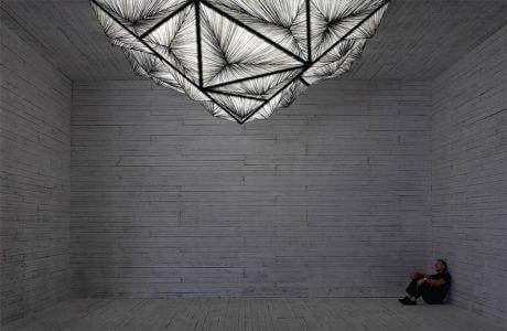 instalacja świetlna Custom Lighting Aqua Creations