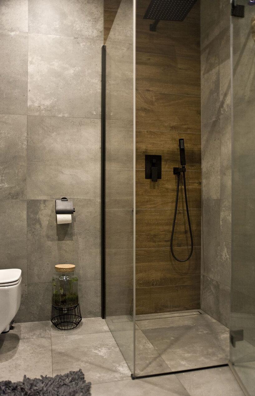 Kabina prysznicowa wlofcie