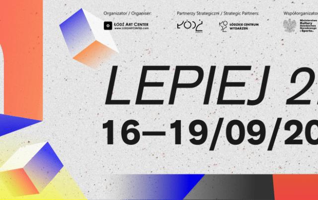 ŁDF 2.0 plakat