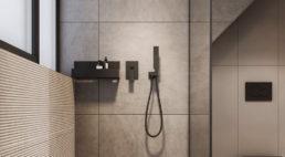 Spójne oblicze industrialu: apartament na poddaszu wMonachium