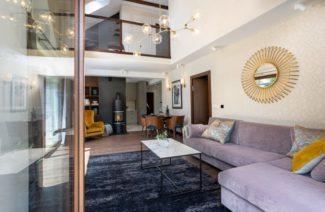 wnętrze apartamentu studio decor i dekorian home