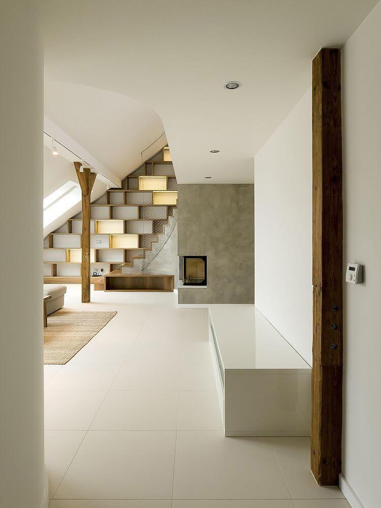 stylowy loft