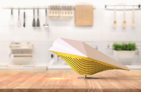 AirBird: ptak-czujnik w stylu origami, który zadba o jakość powietrza