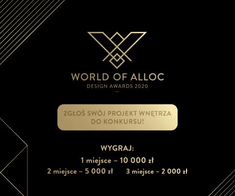 logo konkursu world of alloc