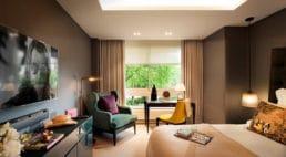 Carlton House Terrace zaprojektowany przez TG Studio