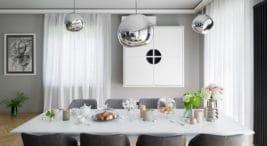 nowoczesny apartament wstylu klasycznym projekty architekta Grzegorza Jadczaka