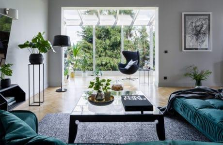 nowoczesny apartament w stylu klasycznym projekty architekta Grzegorza Jadczaka