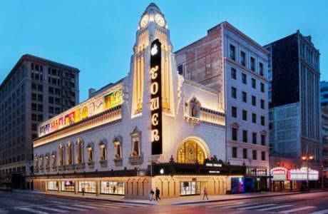 Apple Store w LA powstał w budynku kina wybudowanego w latach 20.