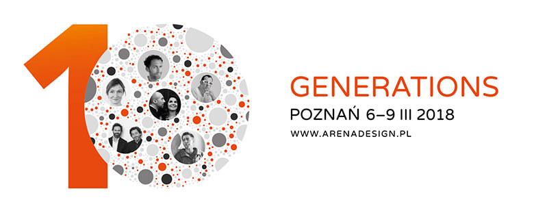 arena DESIGN 2018 Generations