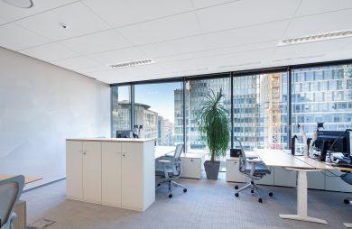 sufit antybakteryjny armstrong do biura