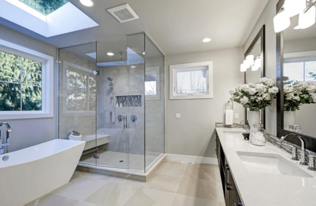 Wanna narożna – wygodna kąpiel łazience