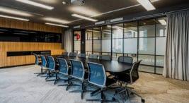 nowoczesne przestrzenie biurowe Strabag