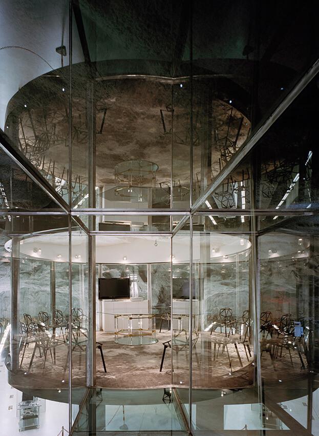 duże szklany szyby