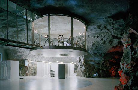 podziemne wnętrze - jaskinia