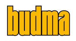 logotyp BUDMA 2020