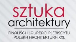 logotyp konkursu sztuka architektury