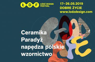 zaproszenie na ŁDF 2019 Dobre Życie
