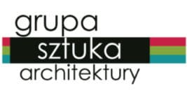 grupa sztuka architektury logo
