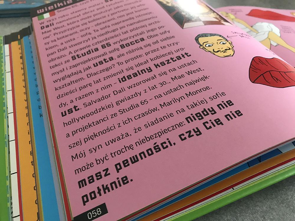 Ciekawe książki odesignie iarchitekturze dla dzieci: 6 propozycji