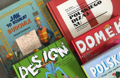 Ciekawe książki o designie i architekturze dla dzieci: 6 propozycji