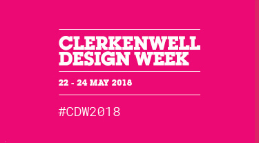 logo Clerkenwell Design Week 2018