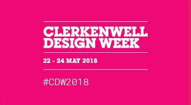 logo Clerkenwell Design Week 2018
