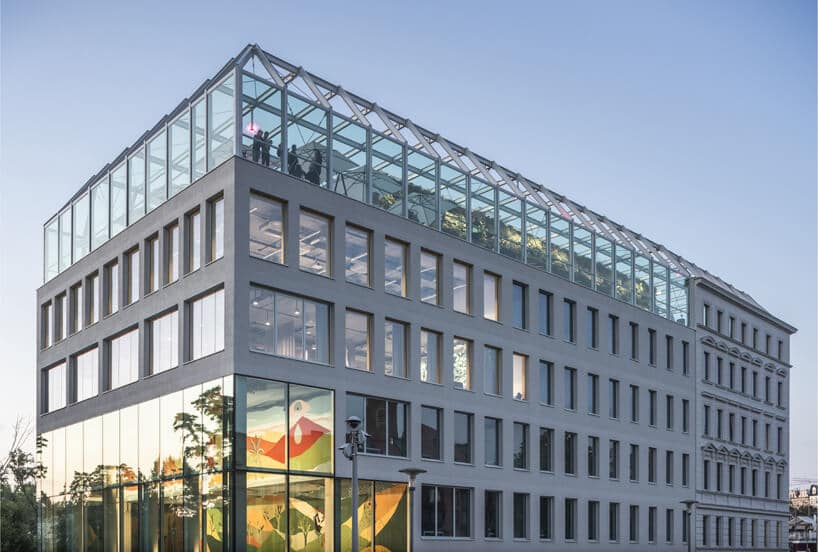 budynek Concordia Design we Wrocławiu