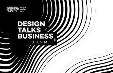 Design Talks Business Summit na Gdynia Design Days 2019
