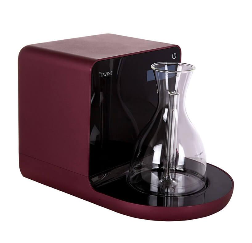 urządzenie do poprawy smaku wina