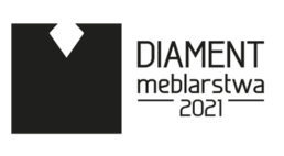 logo diament meblarstwa 2021 konkurs meble.pl