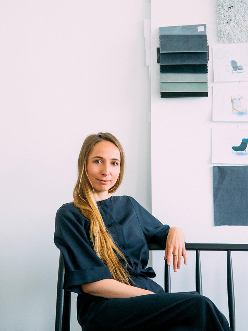 projektantka Maja Ganszyniec