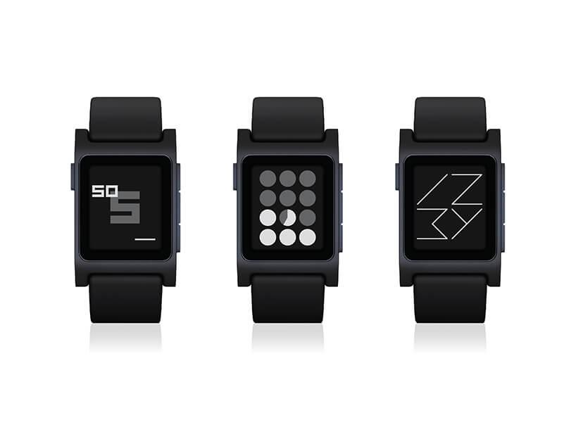 wizualizacja aplikacji na zegarki