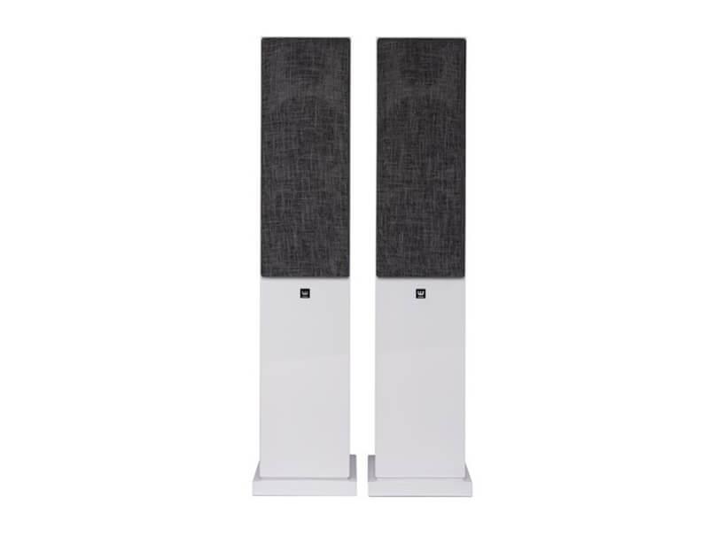 białe kolumny głośnikowe EXCLUSIVE LINE EL-8 od Wilson