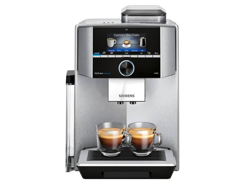 ekspress automatyczny do kawy EQ.9 plus connect od Siemens