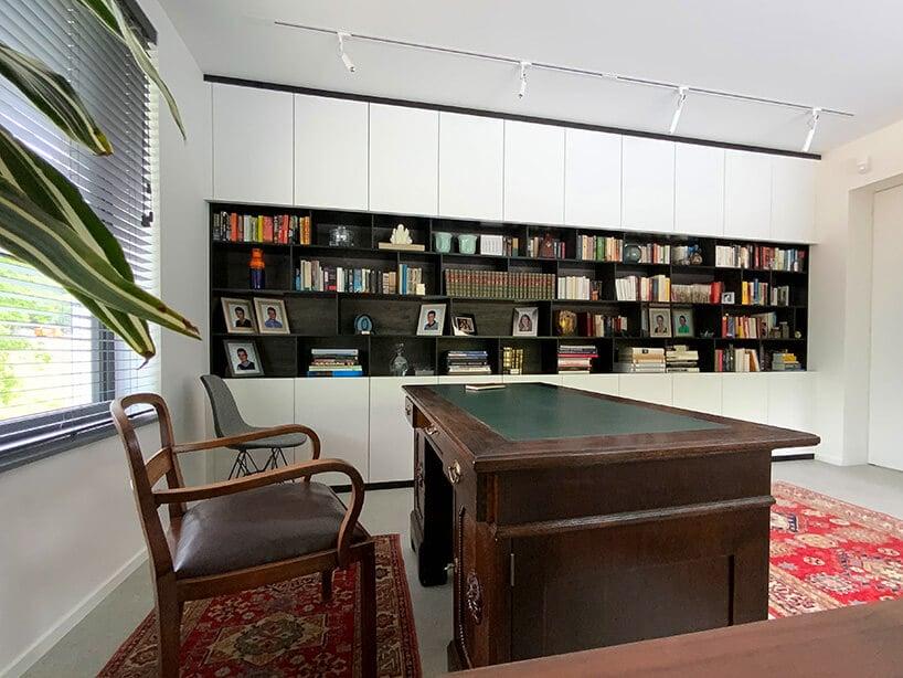 Dom jednorodzinny wBelgii inspirowany stylem bauhaus