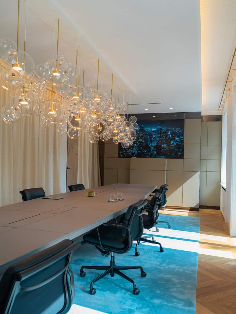 Dom pracy twórczej Wyjątkowe biura whistorycznej willi wZurychu