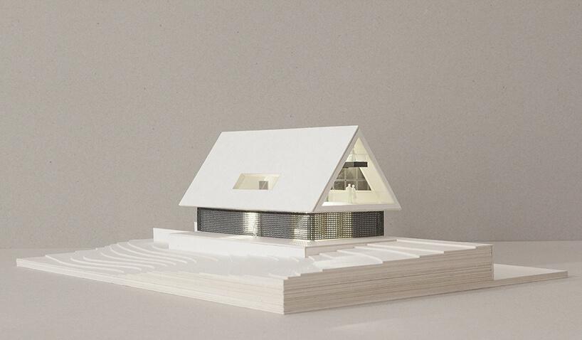 model domu zwidokiem na Giewont od BXBstudio