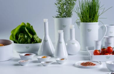 Doza smaku z porcelanowej fiolki, czyli kolekcja Home Lab od Modus Design