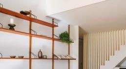 Drewno, rośliny iwidok na rzekę: dwupoziomowy apartament wPortugalii