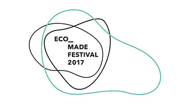 logotyp ECO_MADE Festival 2017