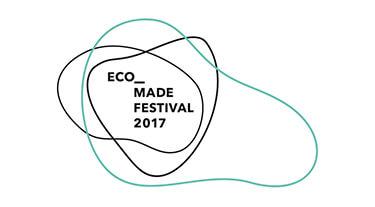 logotyp ECO_MADE Festival 2017