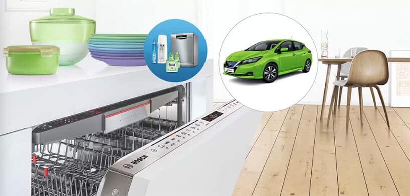 Ekonagradzanie za oszczędzanie: nowoczesne ioszczędne zmywarki