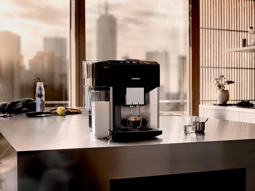 Ekspres do kawy zlinii EQ.500, Siemens